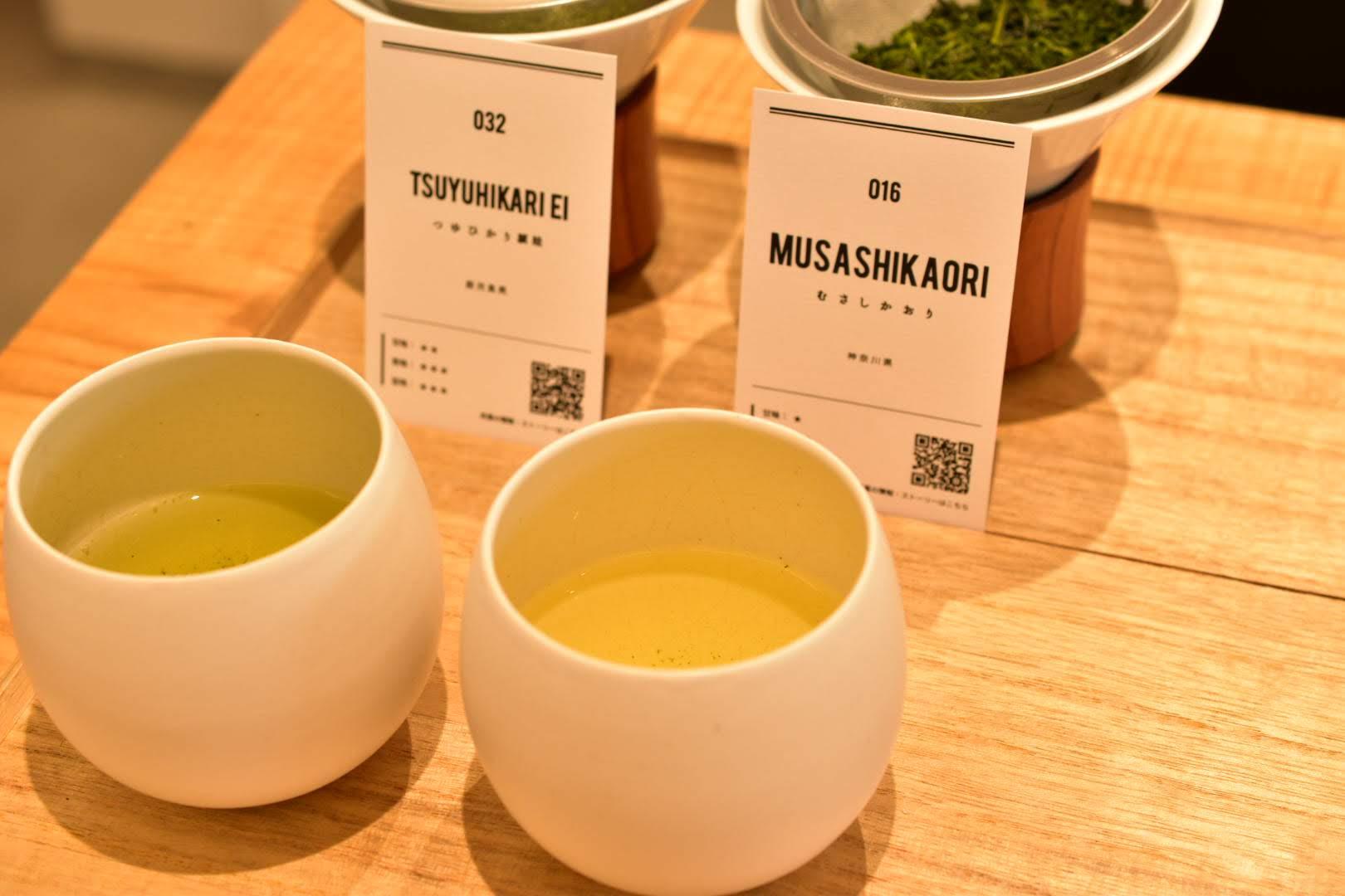 東京茶寮ー日本茶の沼が私を呼んでいる